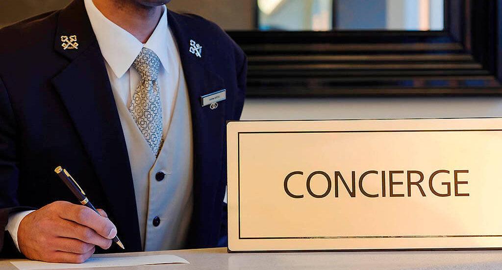 concierge services pricing