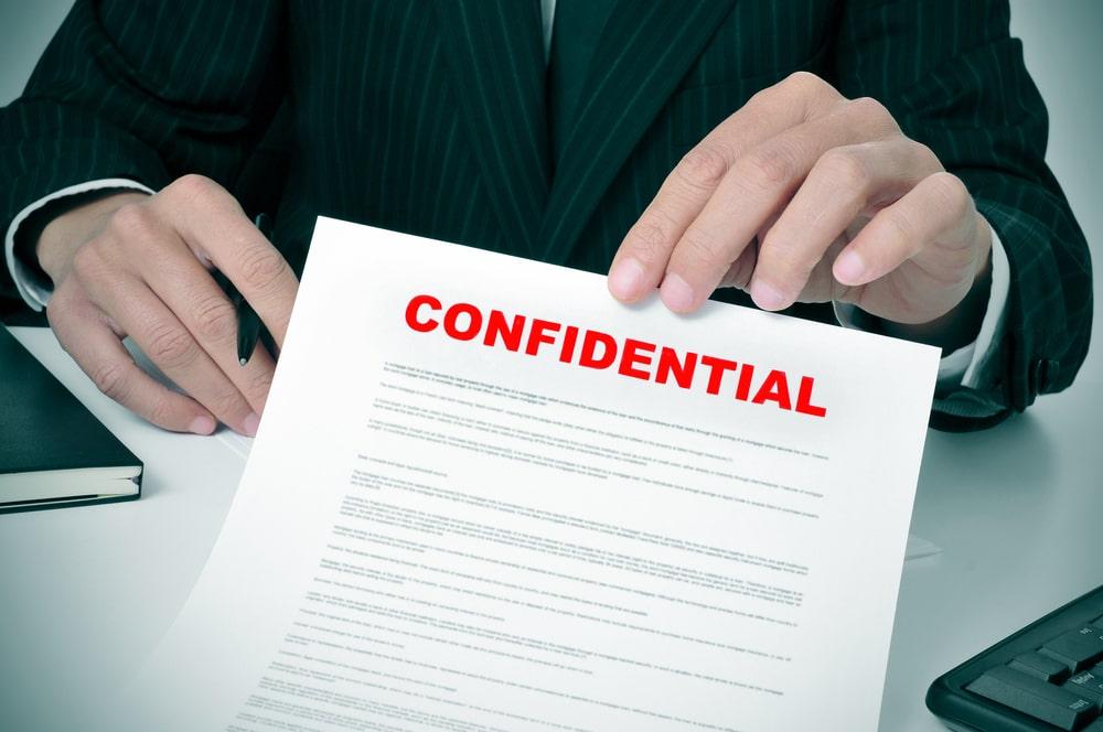 Document-secrecy